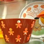 cocina alessi naranja