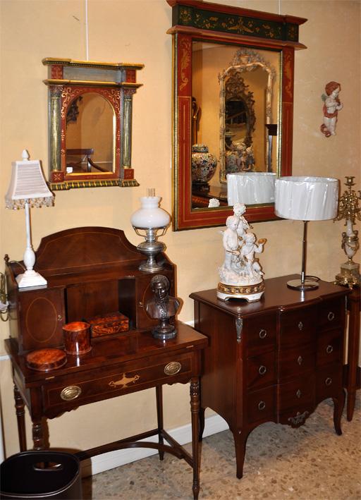 L mparas forcadelldecoracion - Mueble auxiliar clasico ...
