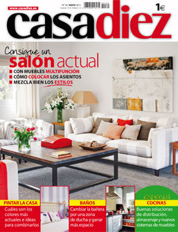 Casa diez decoraci n revista forcadelldecoracion - Casa diez recibidores ...